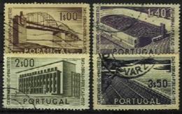 PORTUGAL, AF 755/58, Yv 766/69, Used, F/VF, Cat. € 23,00 - Neufs