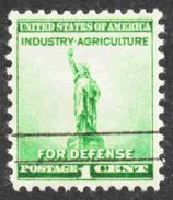 United States - Scott #899 Used (1) - Stati Uniti