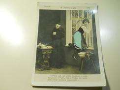 Cigarette Card (16x12cm) Fabrica De Cigarros S. Lourenço * Rio De Janeiro * Brazil * Nº6 * A Tentação - Otros