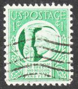 United States - Scott #908 Used (2) - Stati Uniti