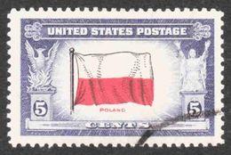 United States - Scott #909 Used (1) - Stati Uniti