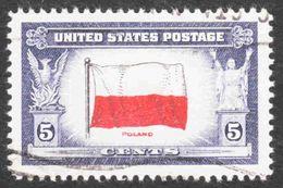 United States - Scott #909 Used (2) - United States