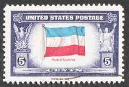 United States - Scott #917 Used (1) - Stati Uniti