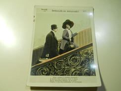 Cigarette Card (16x12cm) Fabrica De Cigarros S. Lourenço * Rio De Janeiro * Brazil* Nº8 *Seducção Ou Excursão? - Sigaretten