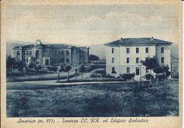 AMATRICE - TENENZA CC. RR. ED EDIFICIO SCOLASTICO - Rieti