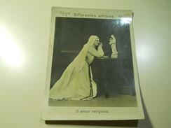 Cigarette Card (16x12cm)Fabrica De Cigarros S. Lourenço *Rio De Janeiro*Brazil*nº5*Differentes Amores - Sigaretten