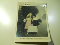 Cigarette Card (16x12cm)Fabrica De Cigarros S. Lourenço*Rio De Janeiro*Brazil*nº5*O Pequeno Aventureiro - Sigaretten