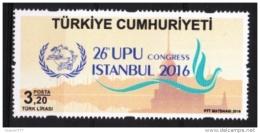 (4247) 26TH UNIVERSAL POSTAL CONGRESS MNH** - Unused Stamps