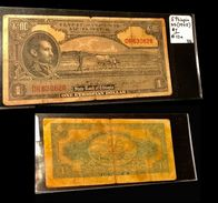 VINTAGE BANKNOTE ETHIOPIA 1945.$1.*** - Ethiopie