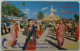 LAOS - That Luang Festival At Vientiane - 200 Units - 1998 - Mint - Laos
