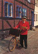 POSTE(FACTEUR) DANEMARK - Postal Services