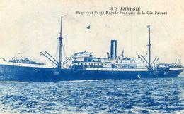 PAQUEBOT POSTE PHRYGIE - Postal Services