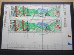 VEND BEAUX TIMBRES DE SAINT-PIERRE ET MIQUELON N° 568A EN PAIRE + BDF COIN DATE , XX !!! - Neufs
