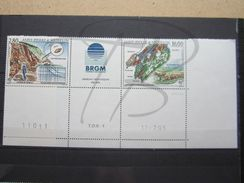 VEND BEAUX TIMBRES DE SAINT-PIERRE ET MIQUELON N° 619A + BDF COIN DATE , XX !!! - Neufs