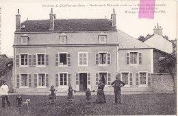 Louk-  21 Côte D'or   Cpa  Env. De CHATILLON Sur SEINE - Chatillon Sur Seine