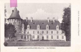 Louk- 21 Côte D'or  Cpa   MONTIGNY Sur AUBE   Le Cha - Otros Municipios