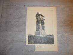 Origineel Knipsel ( 317 )   Impde  Brabant  1923 - Ohne Zuordnung