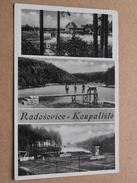 Radosovice - Koupaliste (1 A.K.V ) Anno 19?? ( Details : Zie Foto´s ) !! - Tchéquie