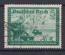 Dt. Reich 704 Kamaradschaftsblock Der Dt. Reichspost (I) 5+ 3 Pf Gestempelt - Allemagne
