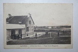 29 : Landéda - L'Hôtel Des Dunes - Plage Sainte Marguerite - France