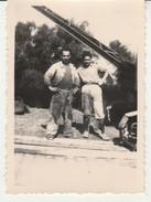 Photo 8,5x6cm-Issy Les Moulineaux Aout 1951-Chantier Lang. - Issy Les Moulineaux