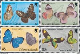 Solomon Islands Vlinders - Vlinders