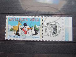VEND BEAU TIMBRE PERSONNALISE DE FRANCE N° 3854A , XX !!! (a) - Gepersonaliseerde Postzegels