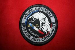 Ancien écusson Police Nationale - Police & Gendarmerie