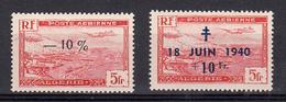 Vuurtorens, Lighthouse Algerie 1947 + 1948 Mi Nr 258 + 279  Haven, Met Opdruk Postfris - Lighthouses