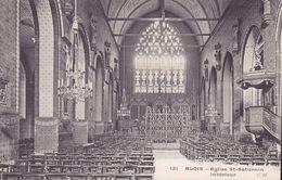 CPA - 41 - BLOIS - Intérieur église Saint Saturnin - 121 - Blois