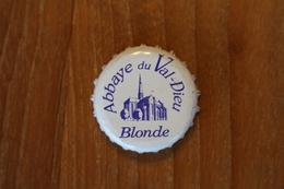 Bière Beer Bier Cerveza Cerveja Birra ABBAYE Du VAL-DIEU Blonde - Bière