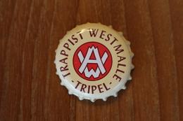 Bière Beer Bier Cerveza Cerveja Birra TRAPPIST WESTMALLE TRIPEL - Bière