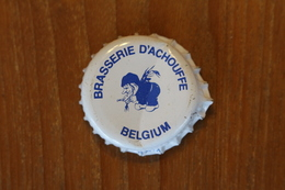 Bière Beer Bier Cerveza Cerveja Birra  Brasserie D'ACHOUFFE Belgium Lutin - Bière