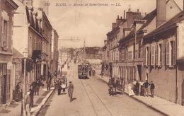 CPA - 41 - BLOIS - Avenue De Saint Gervais - 318 - RARE !!!!! - Blois