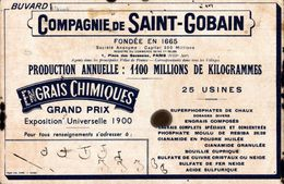 COMPAGNIE DE SAINT GOBAIN - Agriculture