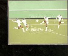 BRASIL FIFA WORLD CUP 1974 GERMANY 1974 - Coppa Del Mondo