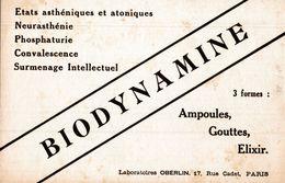 BIODYNAMINE - Produits Pharmaceutiques