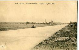 13 - Miramas : Autodrome - Seegrave En Pleine Vitesse - Autres Communes