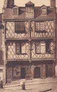 CPA - 41 - BLOIS - Vieille Maison - 192 - Blois
