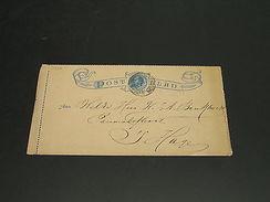 Netherlands 1893 Letter Card *4029 - Netherlands