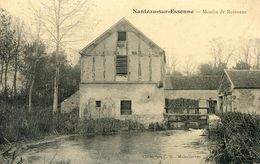 Nanteau-sur-Essonne Le Moulin De Roisneau - France