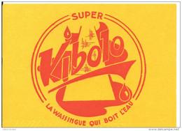 Buvard Publicitaire Super Kiolo - Waschen & Putzen