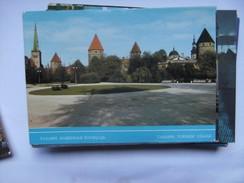 Estland Tallinn Tornide Väljak - Estland