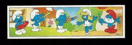 Kinder Ferrero BPZ - Cartina  K 97 N. 59 - Handleidingen