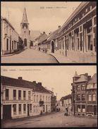 2 X LEBBEKE ( Bij Dendermonde )  In NIEUWSTAAT ! ** Dendermonsche Steenweg En Kleine Plaats ** - Lebbeke