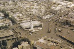 AFRIQUE----DJIBOUTI---la Mosquée--vue Aérienne--voir  2 Scans - Gibuti