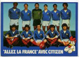 """ALLEZ LA FRANCE"" - 1982 - Football"
