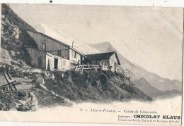 ---- VS ----- La Pierre Pointue  Vallée De Chamonix   Chocolat Klaus - Neuve Excellent état - VS Valais