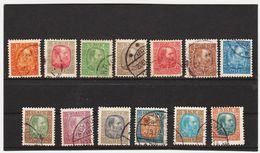 MAG1397  ISLAND 1902  Michl  35/47 SATZ  Used / Gestempelt  ZÄHNUNG Siehe ABBILDUNG - 1873-1918 Dänische Abhängigkeit