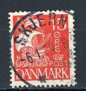 DANEMARK : DIVERS N° Yvert 181 Obli. - Oblitérés